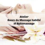 Surya Montreal Atelier bases du massage