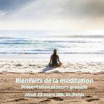 Reunion meditation
