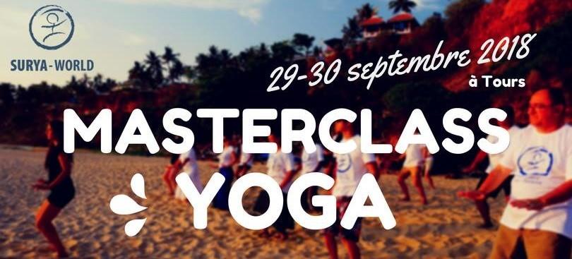 Tours: Yoga Masterclass