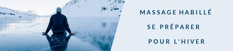 Montreal : Workshop - winter massage