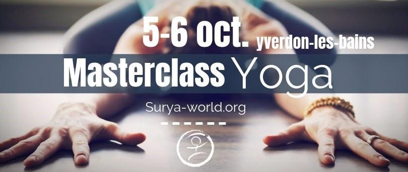 Suisse: Masterclass yoga