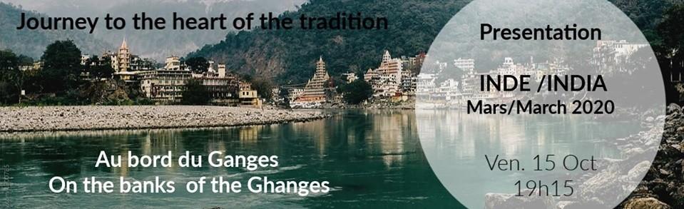 Montreal: Presentation India trip 2020