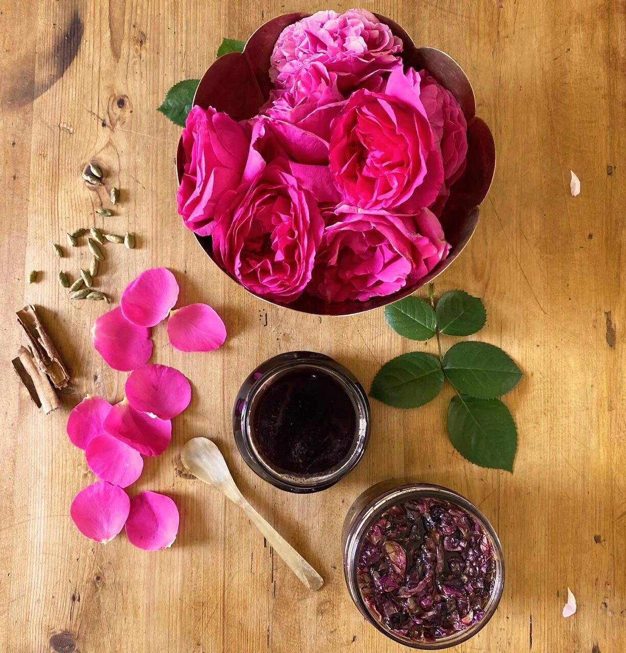 rose-jam