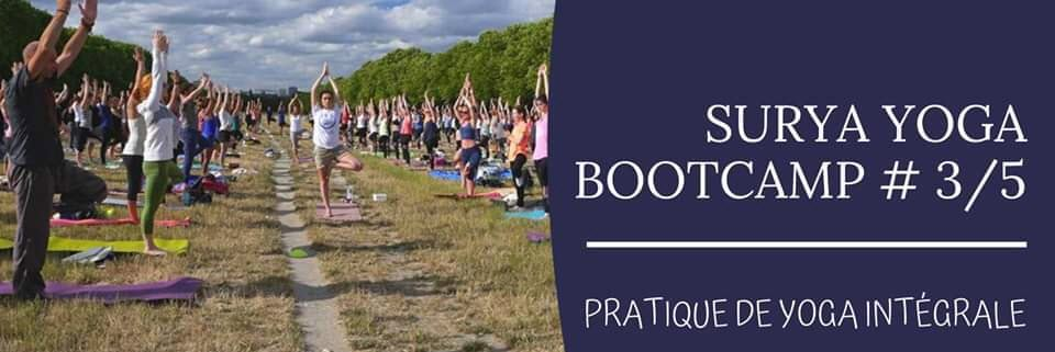 Tours : Yoga Bootcamp #3/5