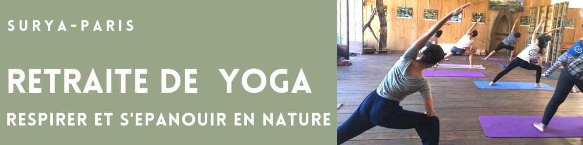Sologne : Yoga retreat in nature