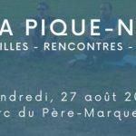 Montréal Yoga Pique-Nique