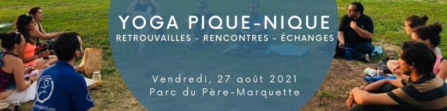 Montreal : Yoga Picnic