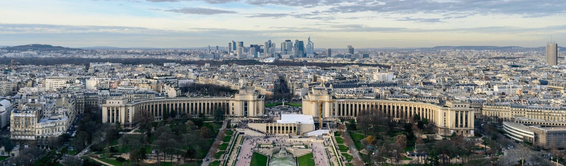 Surya Paris panorama